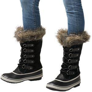Sorel Joan of Arctic winter waterpoof fur boots